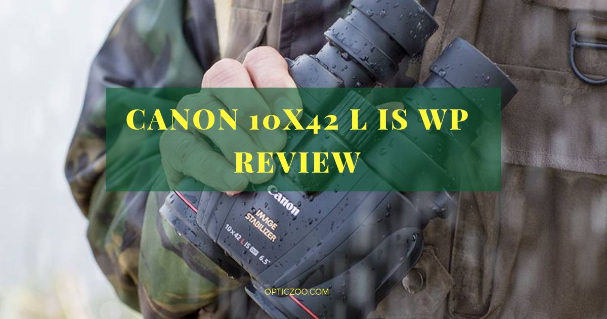 Canon 10x42 L IS WP Review