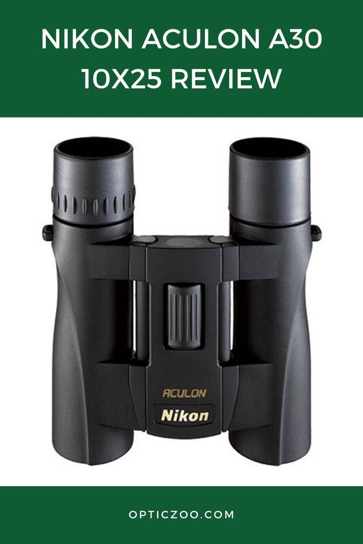 Nikon Aculon A30 10x25 Review