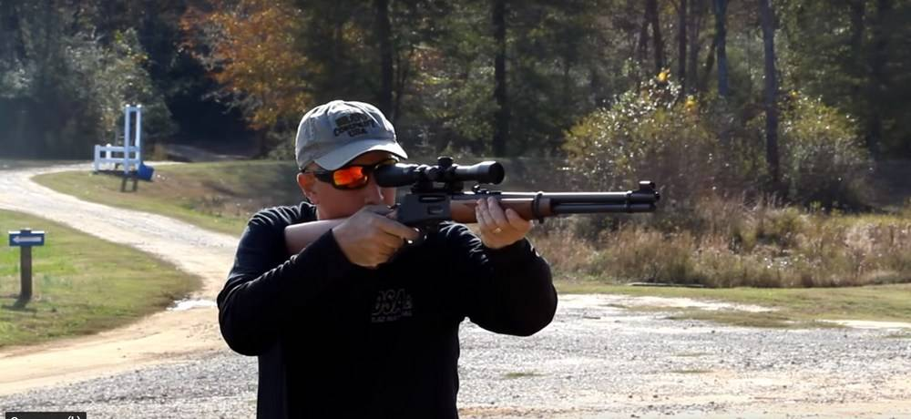 Consider weight when buying a scope for a Marlin 336