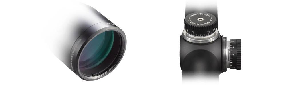 Nikon 16338 Buckmasters II 3-9x40 has the anti-reflective multi-coated lenses and precise hand-turn 1-4-inch click adjustments