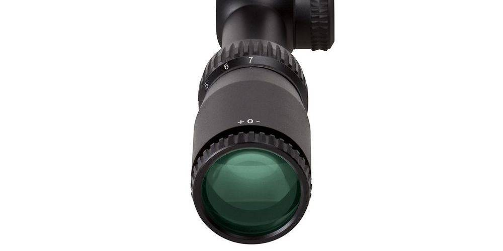 Vortex Optics Crossfire II 3-9x40 has a large objective lens and multi-coated lenses