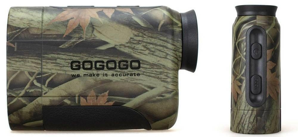 Gogogo Sport 6X 650-1200Y has two button control