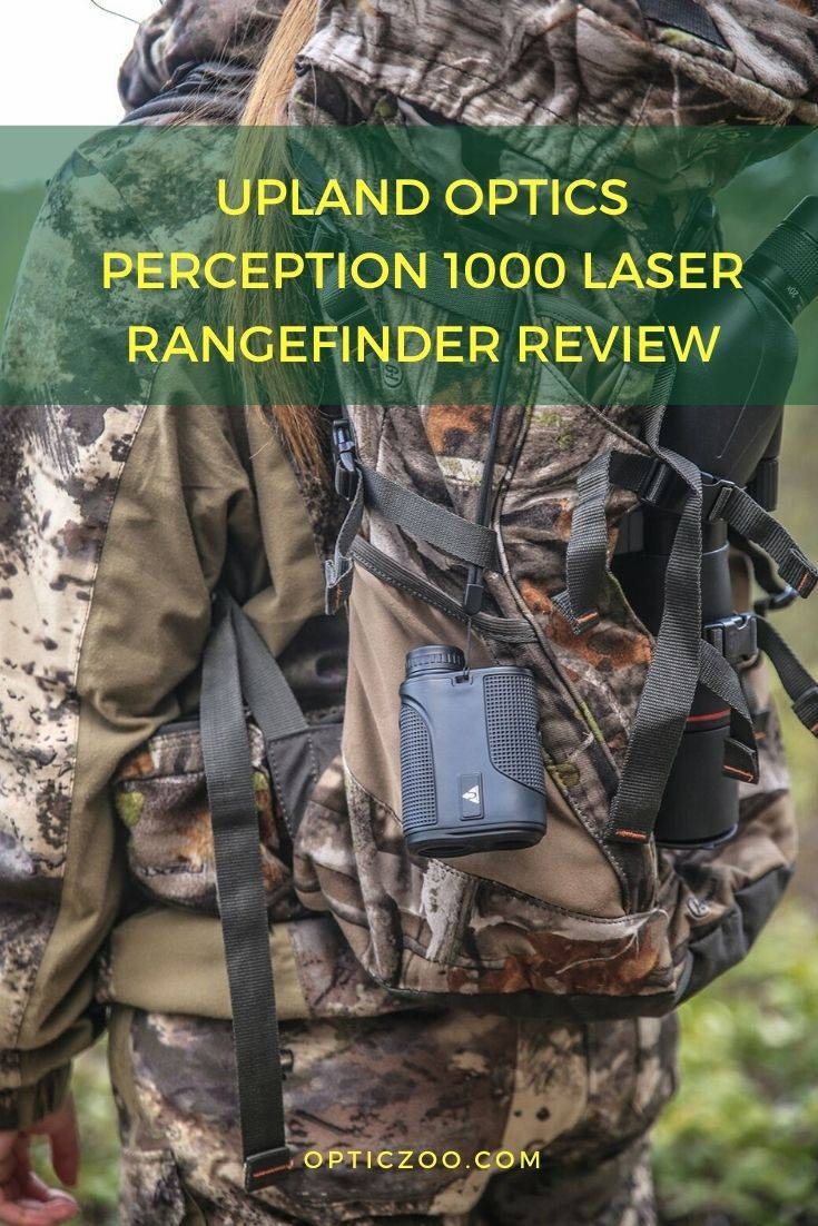 Upland Optics Perception 1000 Laser Rangefinder Review
