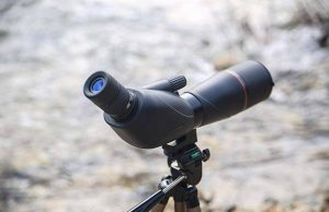 Upland Optics Perception HD 20-60x60mm Spotting Scope Review