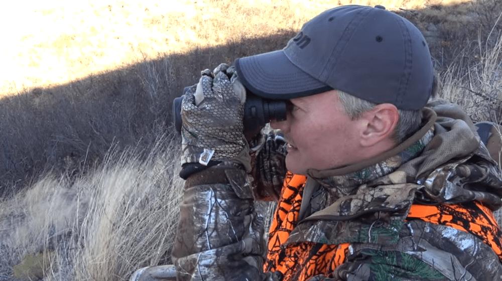 Best Rangefinder Binoculars have a rubber armoring