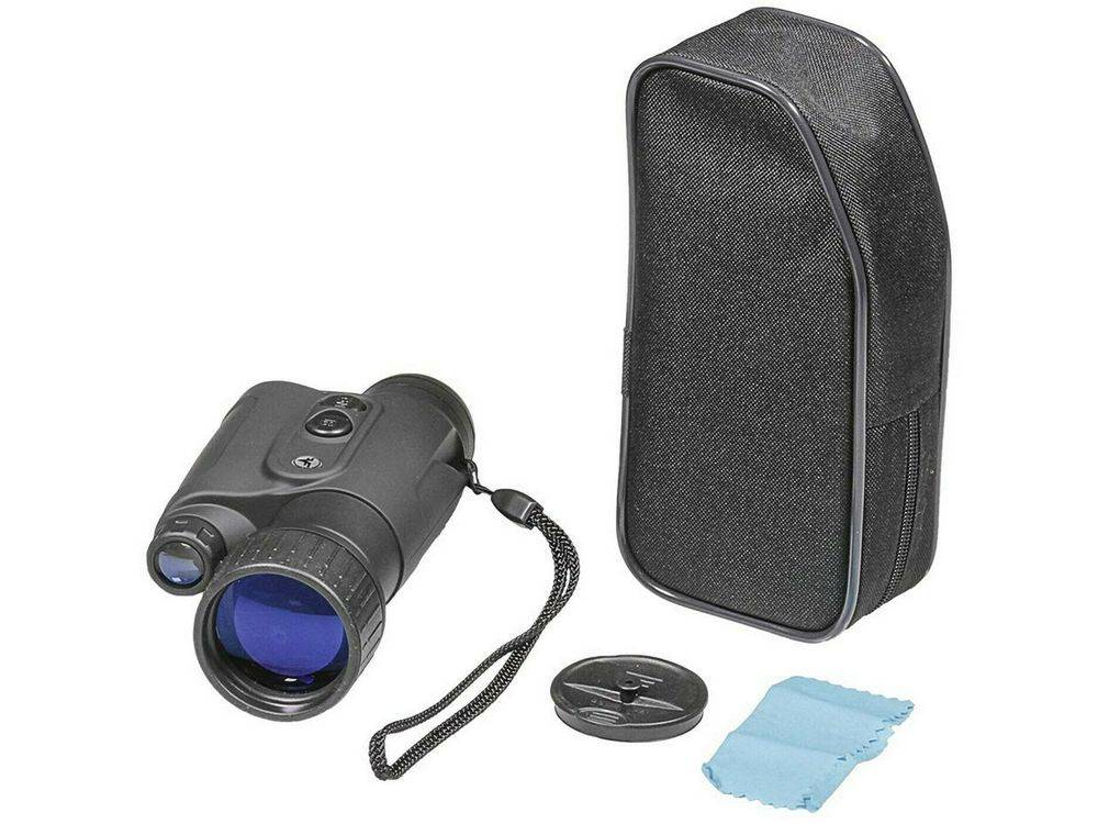 Firefield FF24066 Nightfall night vision monos comes with carrying case & lens cloth