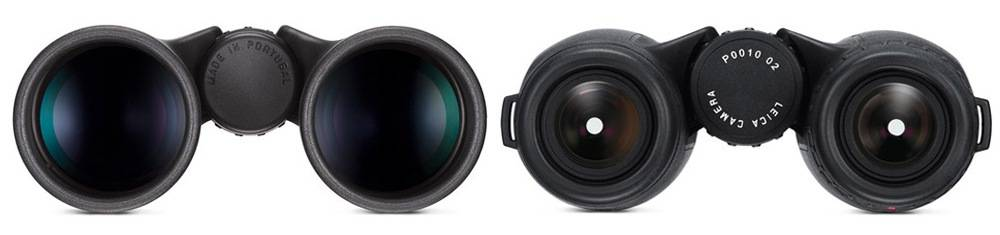Leica 40318 Trinovid 8x42 HD has an eye relief of 17mm and multicoated lenses