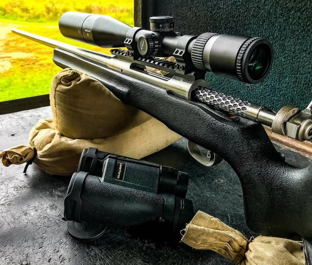 Nikon 16212 LaserForce 10x42 Rangefinder Binocular