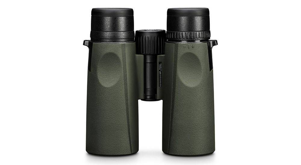 Vortex Optics V200 Viper HD 8x42 features a rubber armor