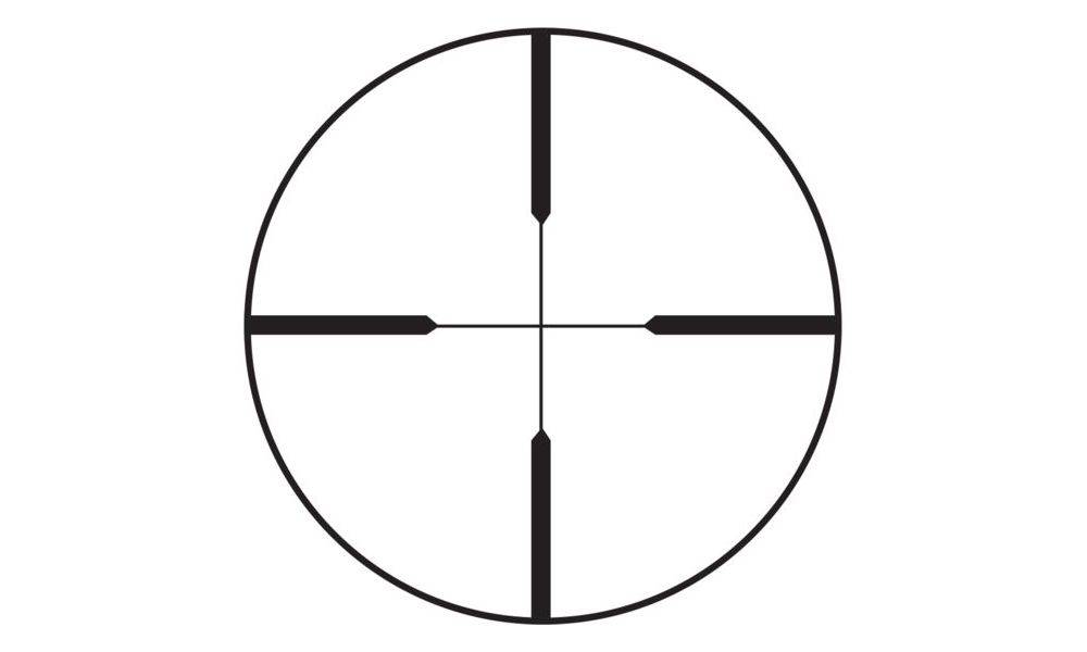 Burris Optics 200161 Fullfield II 3-9x40 has the Plex reticle