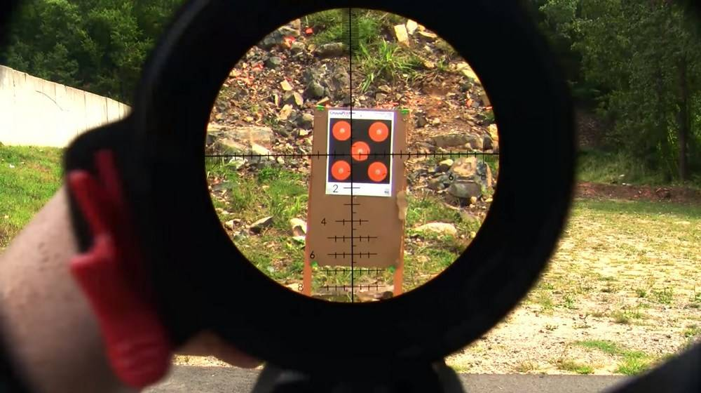 Magnification for Long Range Riflescopes