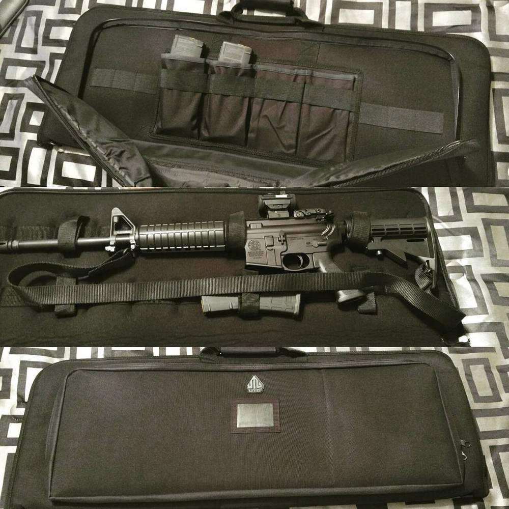 UTG PVC-MC32B Covert Gun Case
