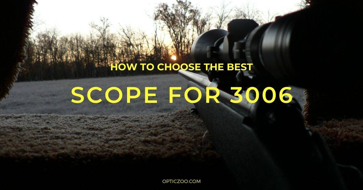 Best Scope for 3006
