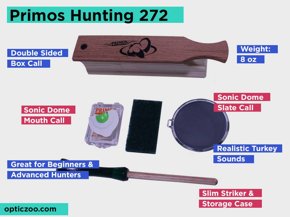 Primos Hunting 272 Review, Pros and Cons