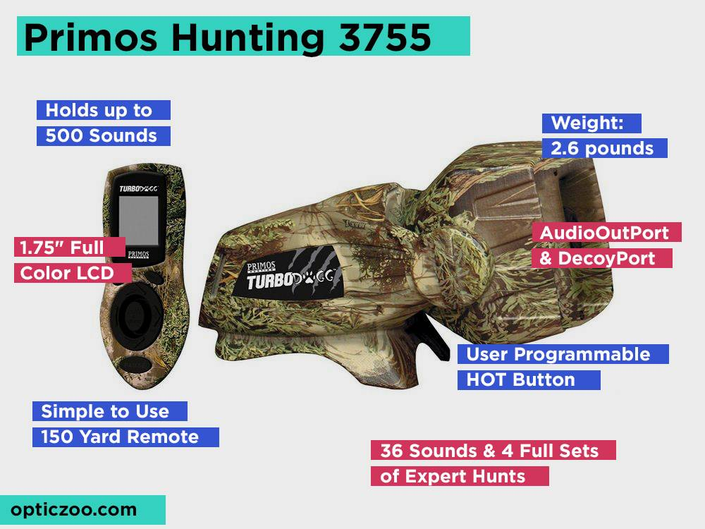 Primos Hunting 3755 Review, Pros and Cons