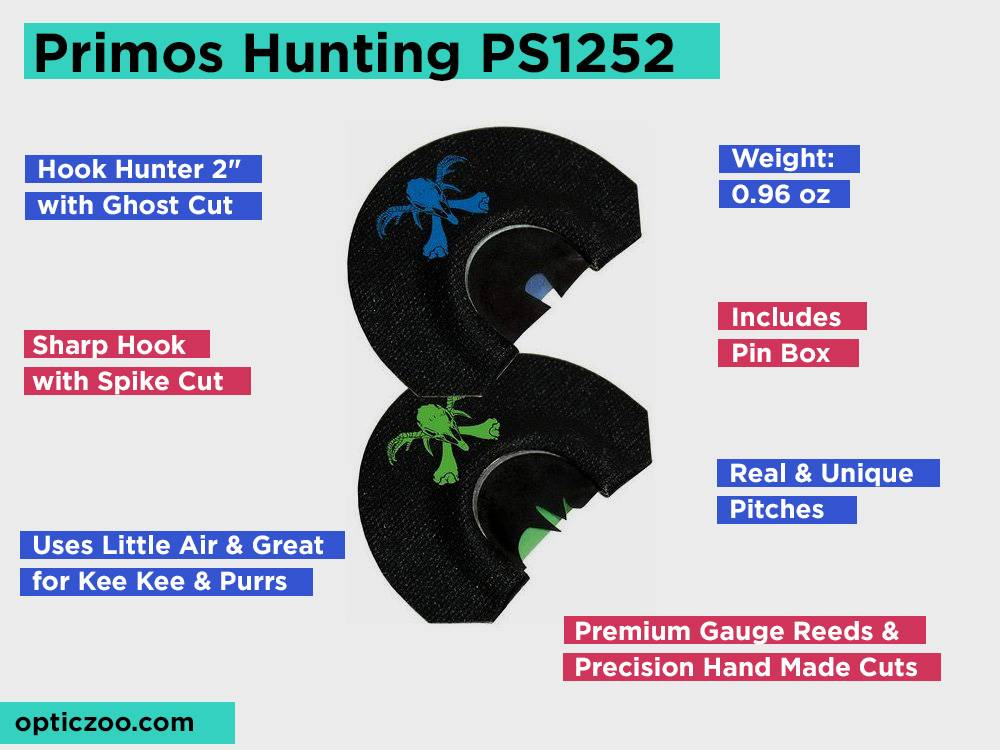 Primos Hunting PS1252 Review, Pros and Cons