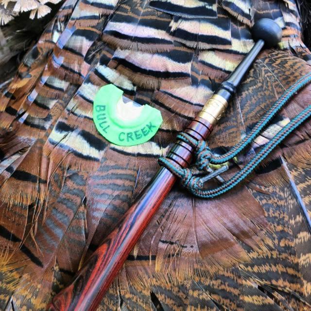 Diaphragm Turkey Call