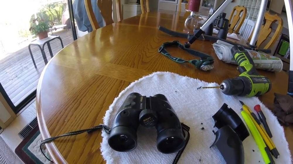 How to Fix Binoculars with Double Vision