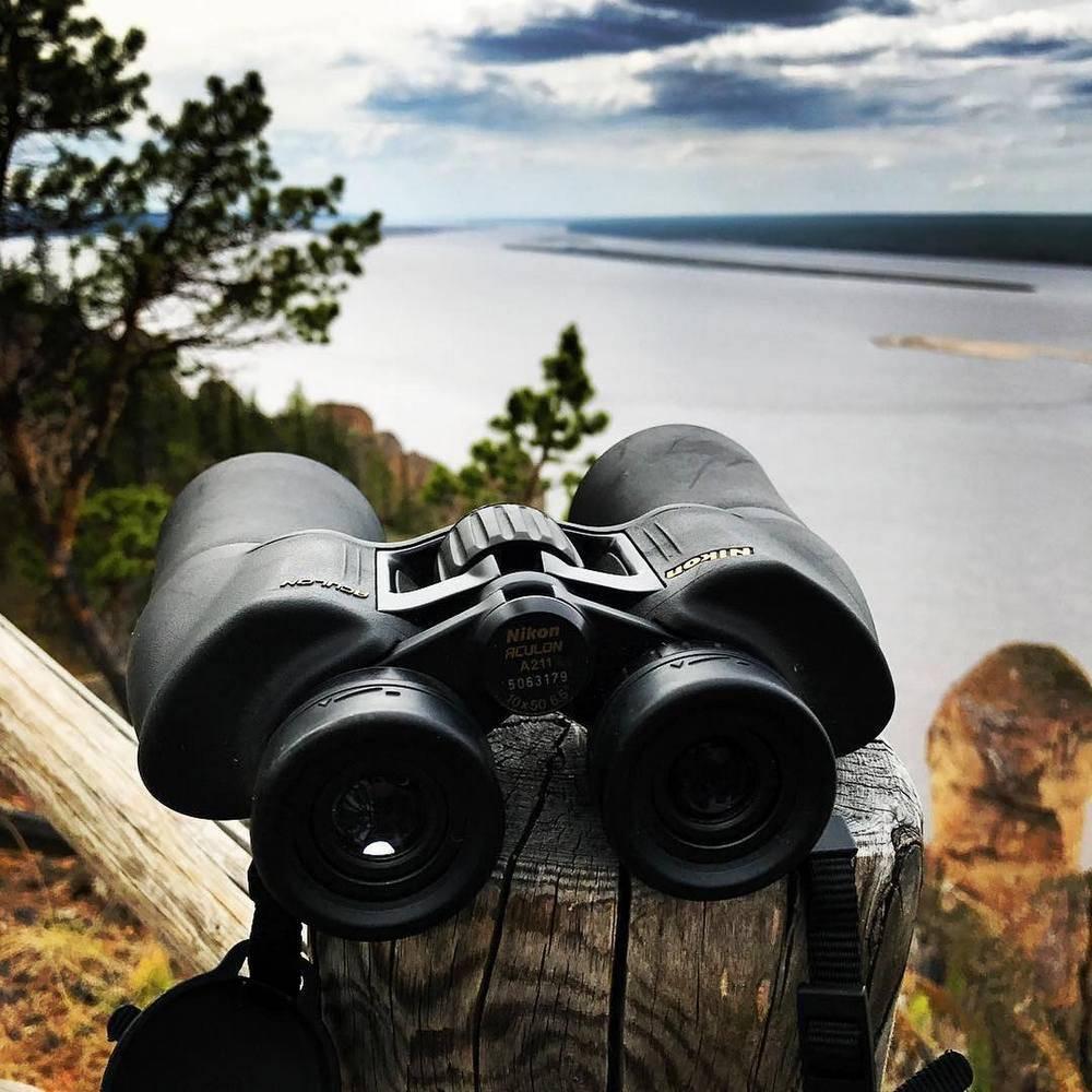 Nikon 8252 ACULON A211 10-22×50