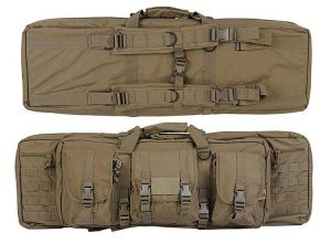 Lancer Tactical Double Carbine Soft Case